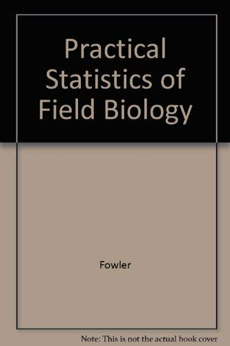 9780335092079: Practical Statistics of Field Biology