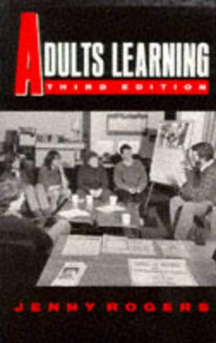 9780335092154: Adults Learning