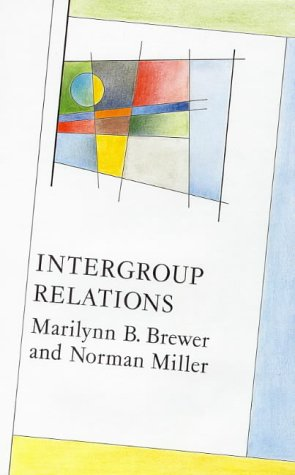 9780335092604: Intergroup Relations (Mapping Social Psychology)