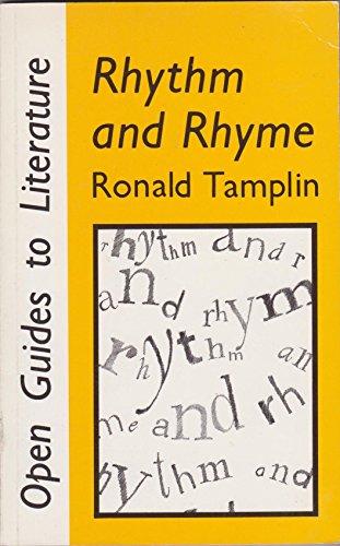 9780335094516: Rhythm and Rhyme