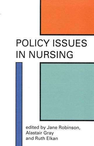 9780335094660: POLICY ISSUES IN NURSING PB