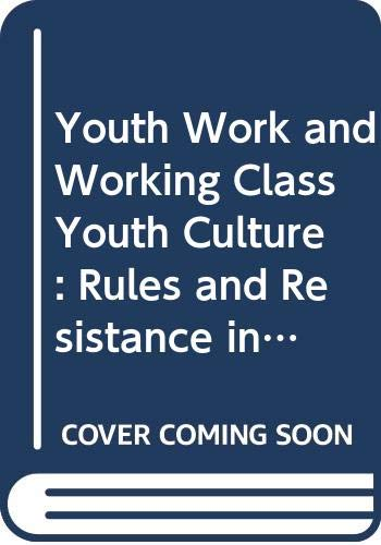 YOUTH WORK & WORKING CLASS...PB (0335094805) by Gillespie