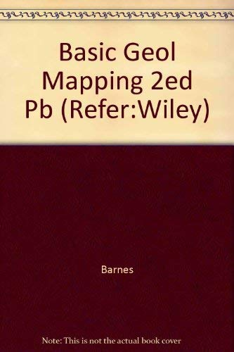 9780335096367: BASIC GEOL MAPPING 2ED PB (REFER:WILEY)