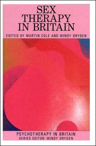 9780335098385: Sex Therapy in Britain (Psychotherapy in Britain)