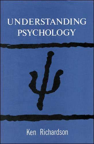 9780335098422: Understanding Psychology