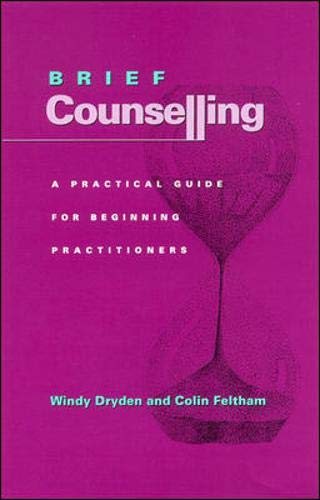 9780335099726: Brief Counselling