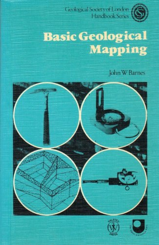 9780335100354: Basic Geological Mapping (Geological Society handbooks)
