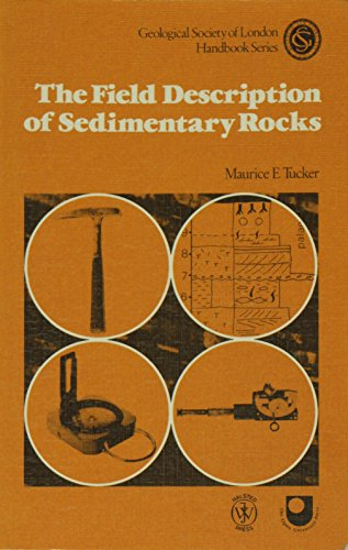 9780335100361: The Field Description of Sedimentary Rocks (Geological Society Handbooks)