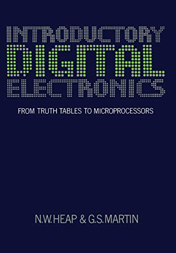 9780335101849: Introductory Digital Electronics: From Truth Tables to Microprocessors
