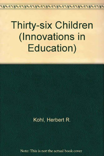 9780335102990: 36 Children (Innovations in Education)