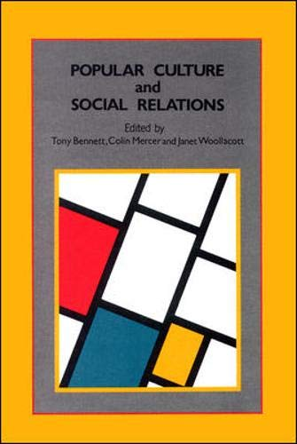 9780335151073: Popular Culture and Social Relations