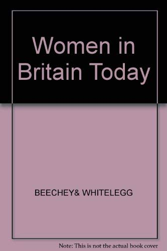 Women in Britain Today: Veronica Beechey