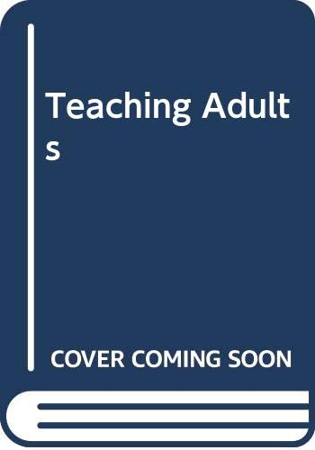 9780335152353: TEACHING ADULTS CL SEE 2/ED