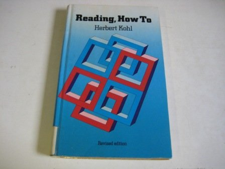 9780335152391: Reading, How to