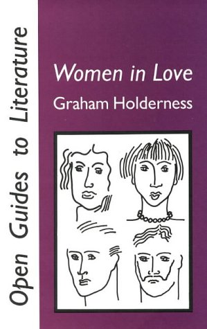 """9780335152537: """"Women in Love"""" (Open guides to literature)"""