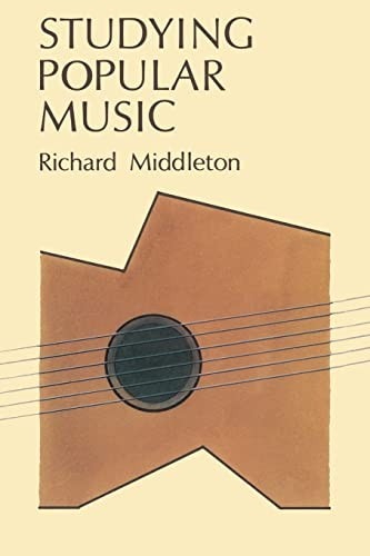 9780335152759: STUDYING POPULAR MUSIC (UK Higher Education OUP Humanities & Social Sciences Media, Film & Cultural Studies)