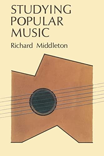 9780335152759: Studying Popular Music