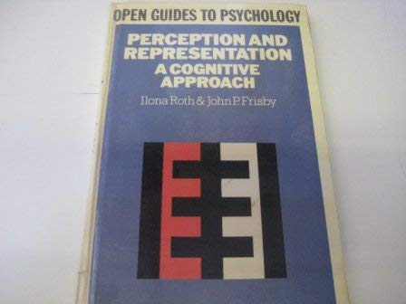 9780335153282: Perception and Representation: A Cognitive Approach (Open Guides to Psychology)