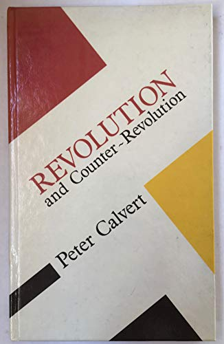 9780335153985: Revolution and Counter Revolution (Concepts in the social sciences)