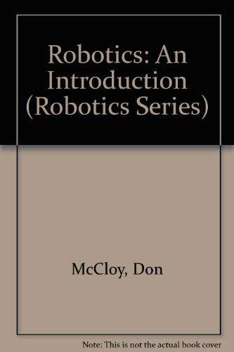 9780335154012: Robotics: An Introduction (Robotics Series)