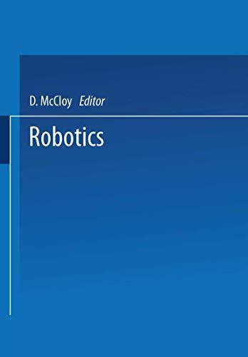 9780335154029: Robotics: An Introduction (Robotics Series)