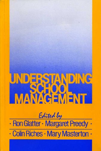 Understanding School Management