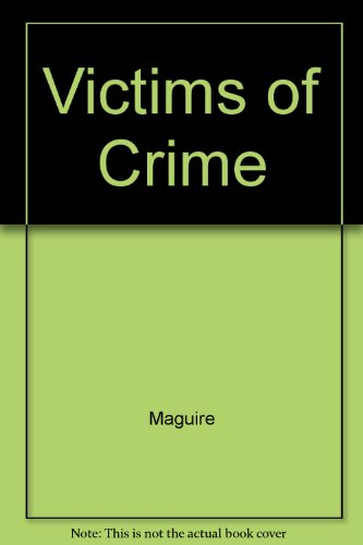 9780335155675: Victims of Crime