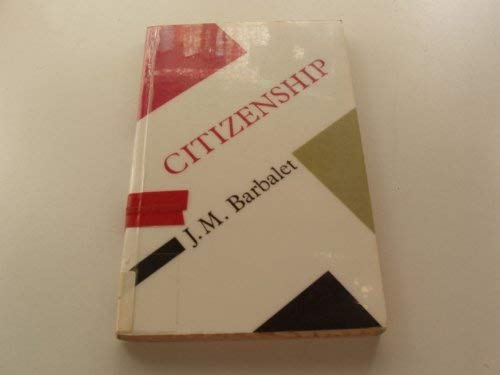 9780335155705: CITIZENSHIP (CONCEPTS IN THE SOCIAL SCIENCES)