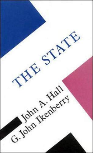 9780335155743: The State (Concepts in the Social Sciences)