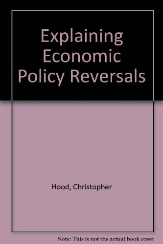 9780335156504: EXPLAING ECON POLICY REVERS CL