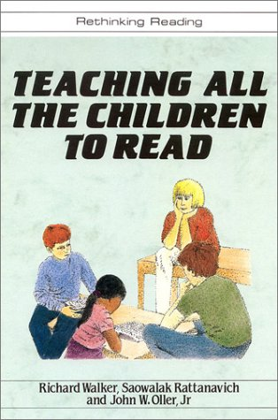 9780335157280: Teaching All the Children to Read: Concentrated Language Encounter Techniques (Rethinking Reading)