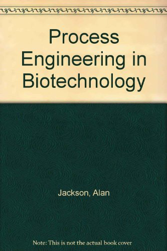 9780335158102: Process Engineering in Biotechnology