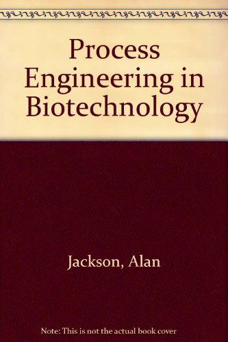 9780335158119: Process Engineering in Biotechnology
