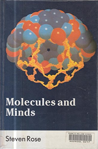 9780335158133: Molecules and Minds: Biology and the Social Order
