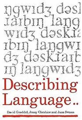 9780335159796: Describing Language