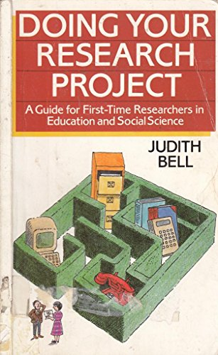 9780335159871: Doing Your Research Project