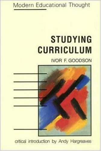 9780335190508: Studying Curriculum (Modern Educational Thought)