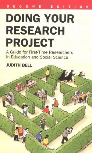 9780335190942: Doing Your Research Project: A Guide for First-Time Researchers in Education and Social Science