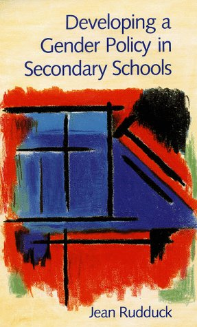 9780335191529: Developing a Gender Policy in Secondary Schools: Individuals and Institutions