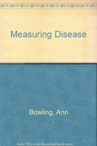 9780335192267: MEASURING DISEASE CL