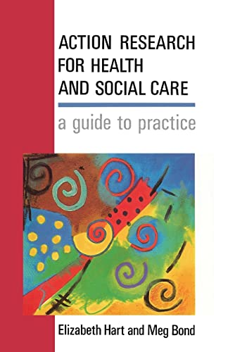 9780335192625: Action Research For Health And Social Care