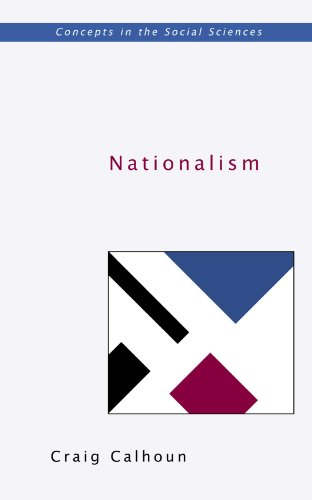 9780335193011: Nationalism (Concepts in the Social Sciences)