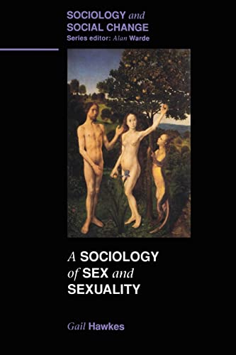 9780335193165: Sociology of Sex and Sexuality (Sociology and Social Change)