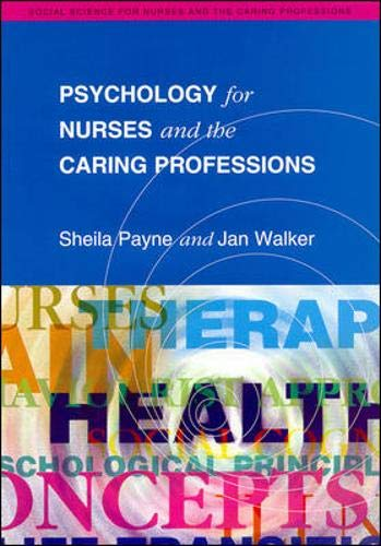 9780335194100: Psychology for Nurses and the Caring Professions (Social Science for Nurses & the Caring Professions)
