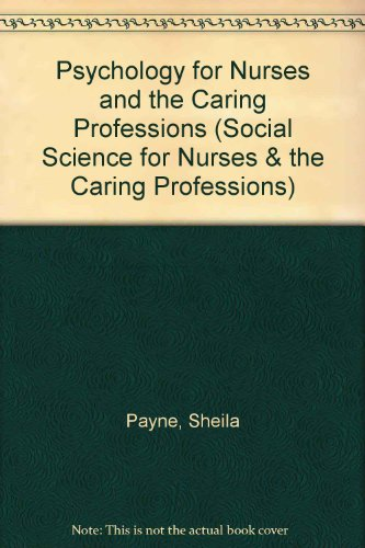 9780335194117: Psychology for Nurses and the Caring Professions (Social Science for Nurses & the Caring Professions)