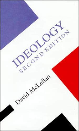 Ideology. Second Edition.: McLellan, David