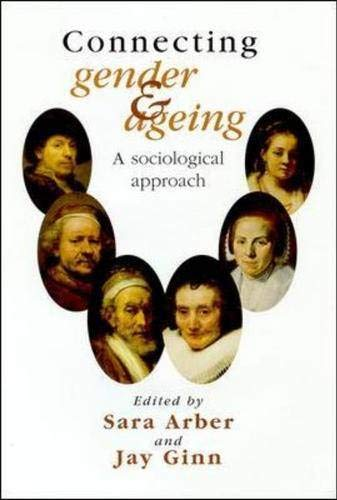9780335194704: Connecting Gender and Ageing: A Sociological Approach