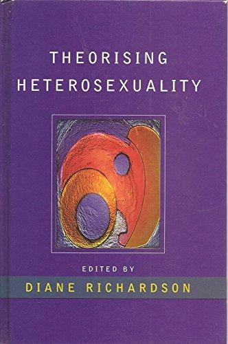 9780335195046: Theorising Heterosexuality: Telling It Straight