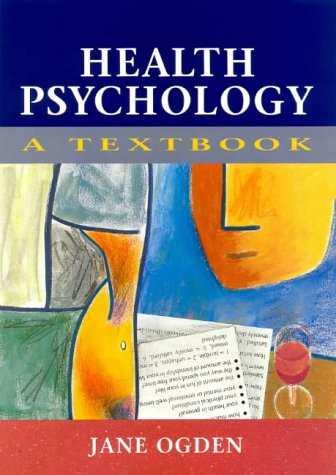 9780335195442: Health Psychology: A Textbook Pb