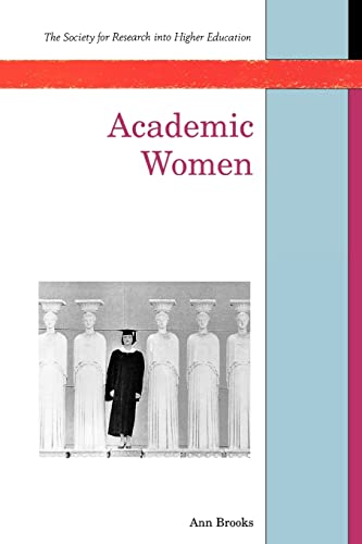 9780335195992: Academic Women (Society for Research into Higher Education)